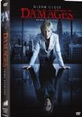 DAMAGES     I^ STAGIONE 3 DVD SIGILLATO