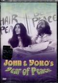 BEATLES   JOHN LENNON E YOKO'S YEAR OF PEACE DVD
