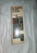 IL SANTO INTORNO AL MONDO * Charteris Leslie - 1a Ediz 1969