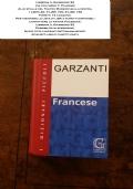 AAVV Dizionario Francese Garzanti