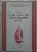 Sui campi di battaglia del medio e basso Isonzo