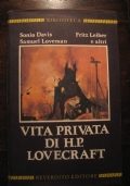 FRITZ LEIBER E ALTRI - VITA PRIVATA DI H.P. LOVECRAFT - REVERDITO - 1987