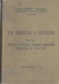 DA RIFUGIO A RIFUGIO VOL. 1