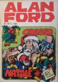 ALAN FORD. GRASSO NATALE N°42