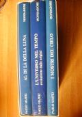 ALLA CONQUISTA DEL COSMO - 3 volumi con cofanetto