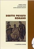 DIRITTO PRIVATO ROMANO (penultima edizione identica)