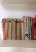 SERIE COMPLETA I CYNSTER - Prima Generazione  22 libri