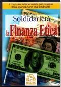 Solidarietà la finanza etica