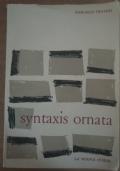 Syntaxis ornata