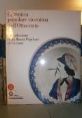 ceramica popolare vicentina dell'ottocento