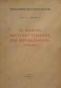 Le marine militari italiane nel Risorgimento (1748-1861)