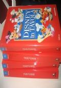 Disney in tavola n. 4 volumi