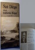 San Diego where California began