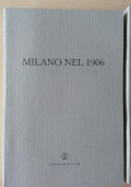MILANO NEL 1906  -   ALBUM MILANO 1900-1910