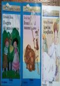 Agostina la pagliaccia; Il segreto del parco incantato; Brontolone e il mammut peloso