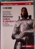 Performer Culture e Literature 1, From the Origins to the Eighteenth Century