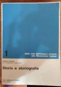 Storia e storiografia 1