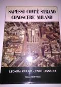 Sapessi com'è strano conoscere Milano