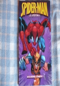 Spider-Man - Wolverine S'Enerve