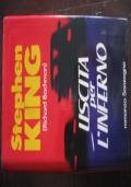 STEPHEN KING - USCITA PER L'INFERNO - PRIMA EDIZIONE 1987 - SONZOGNO