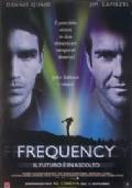 Cartolina cinema - Frequency - Il futuro è in ascolto - 2000