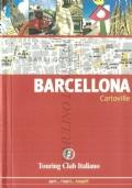 Barcellona Cartoville: apri.. riapri... scopri (Touring Club Italiano) GUIDE – GUIDA PIEGHEVOLE