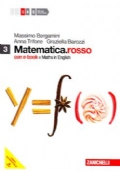 Matematica.rosso con Maths in English 3