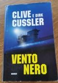 VENTO NERO  - CLIVE CUSSLER CON DIRK CUSSLER
