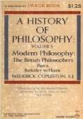 A History of Philosophy. Vol 5, Part II
