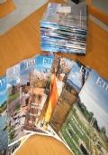 LOTTO DI 30 RIVISTE ETERIA - Viaggi e cultura nell'Oriente Cristiano (dal 1999 in poi)