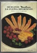 LA CUCINA DIVERTENTE-microonde moulinex