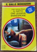 Il gatto che leggeva Shakespeare - LILLIAN JACKSON BRAUN - IL GIALLO MONDADORI 2257 -