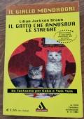 Il gatto che annusava le streghe - LILLIAN JACKSON BRAUN - IL GIALLO MONDADORI 2810 -