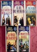 Epopea dei Mallorean - lotto saga fantasy SERIE COMPLETA La Maga di Darshiva La Profetessa di Kell