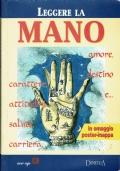 Leggere la mano ( Bashir Mir ) Demetra 1999/1 edizione- mappa allegta.