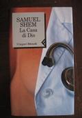 SAMUEL SHEM - LA CASA DI DIO - 1^Ed.2001 - FELTRINELLI