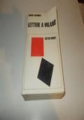 LETTERE A MILANO.Ricordi e documenti 1039-1945