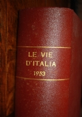Le vie d'Italia -annata completa- 1955