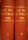 Le vie d'Italia - da gennaio a giugno - 1957