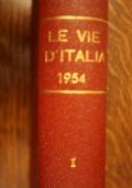 Le vie d'Italia - da gennaio a giugno - 1952