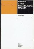 Storia della filosofia italiana ( Eugenio Garin ) Einaudi - Volume secondo -1966/1 edizione