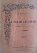 Linda di Chamounix  (Donizetti Gaetano) - Libretto