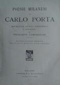 Poesie milanesi di Carlo Porta