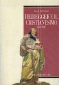 Heidegger e il cristianesimo, 1916-1927
