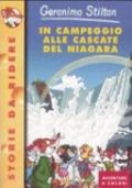 GERONIMO STILTON IN CAMPEGGIO ALLE CASCATE DEL NIAGARA