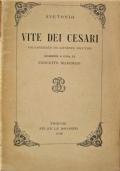 Vite dei Cesari Volgarizzate da Giuseppe Riguttini