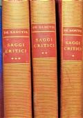 Saggi critici [3 volumi]