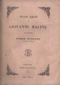 Teatro scelto di Giovanni Racine