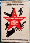 Gli interventi stranieri nella Spagna rossa