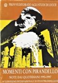 Momenti con Pirandello -  Note dai quotidiani 1995-1997